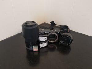 Sony A6000 for Sale in Kalamazoo, MI