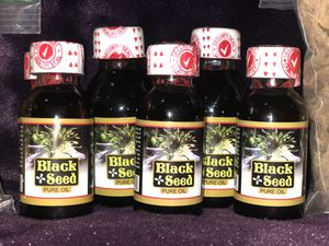 Irish Seamoss and black seed oil for Sale in Hyattsville, MD