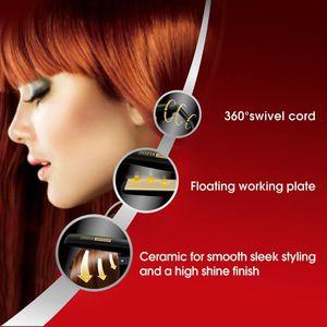 ROZIA HR702A Salon Professional PTC Ceramic Heating Hair Straightener for Sale in Ontario, CA