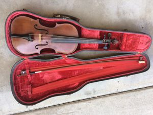 old hopf violin with case and bow for Sale in West Covina, CA
