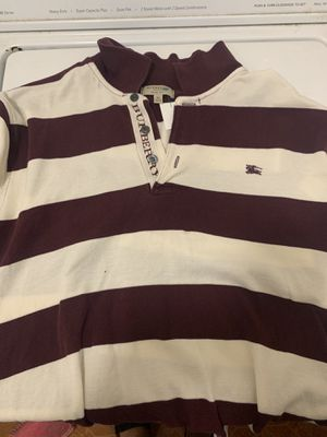 Burberry for Sale in Pflugerville, TX
