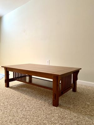 Wooden Coffee Table (solid wood) for Sale in North Bethesda, MD