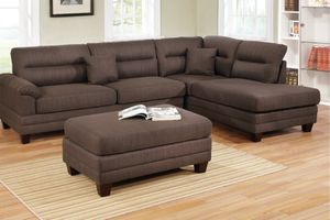 Sectional with ottoman for Sale in Anaheim, CA