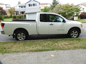 2009 Nissan Titan pickup truck,1st owner,97K miles, Excellent condition for Sale in Federal Way, WA