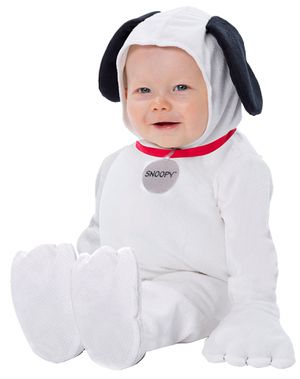 Snoopy Baby Peanuts Costume Size 12-18M New for Sale in Concord, MA