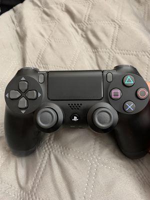 PS4 Controller (Black) for Sale in Chula Vista, CA