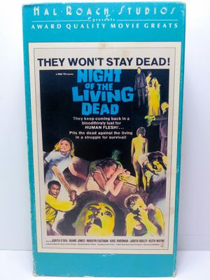 Night Of The Living Dead VHS Horror for Sale in Garland, TX