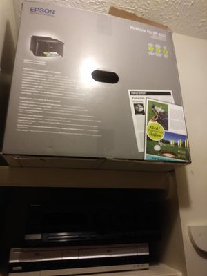 Epson Workforce 4020 printer for Sale in Panama City, FL