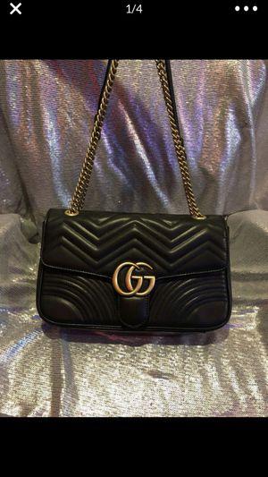 Leather Gucci handbag for Sale in Falls Church, VA