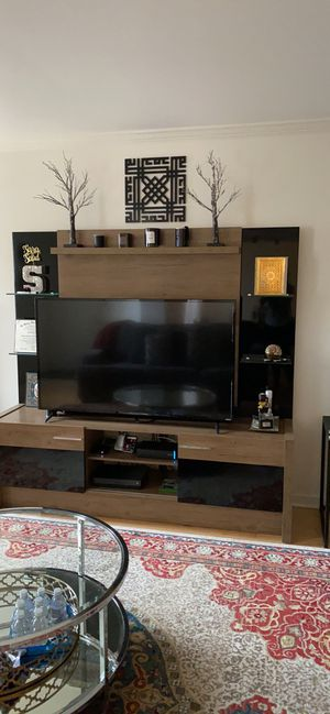 Entertainment center / TV stand for Sale in West McLean, VA