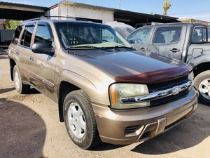Chevy trailblazer 2002 for Sale in Phoenix, AZ