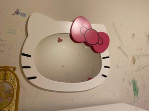 Hello kitty mirror for Sale in Bristow, VA