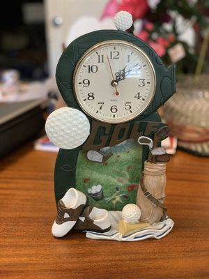 Antique golf clock for Sale in Los Angeles, CA