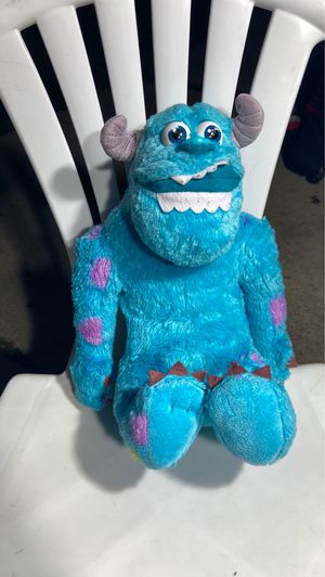 Monsters ink plushy mouth moves and talks for Sale in Chicago, IL