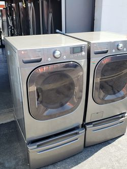 WASHER AND DRYER for Sale in Hacienda Heights,  CA