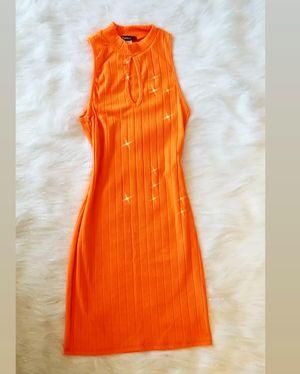 Orange Tang Dress for Sale in Los Angeles, CA
