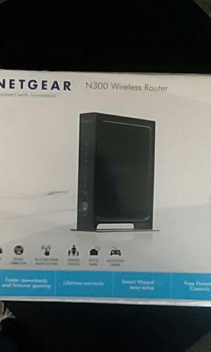 Netgear wireless router for Sale in Port St. Lucie, FL