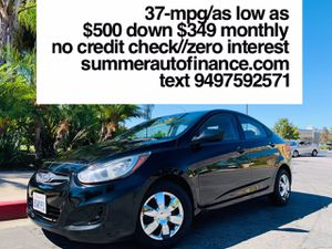 2012 Hyundai Accent for Sale in Costa Mesa, CA