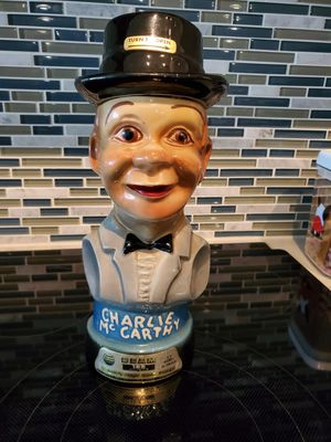 Charlie McCarthy Decanter for Sale in Silver Spring, MD