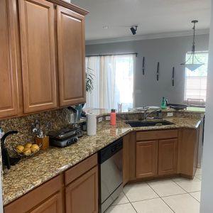 Granite Countertops And Backsplash Walls for Sale in Orlando, FL