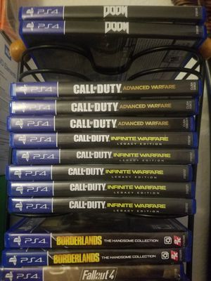 Ps4 Game 1x$15, 2x$25, and 3x$30 for Sale in Phoenix, AZ