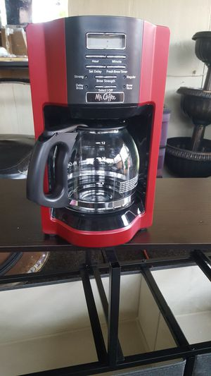 Mr.Coffee coffee maker for Sale in North Miami Beach, FL