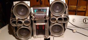 *BLUETOOTH UPGRADE!* JVC HX-GX7 520 Watts Compact Stereo System for Sale in Phoenix, AZ
