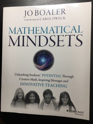 Mathematical Mindsets for Sale in Seattle, WA