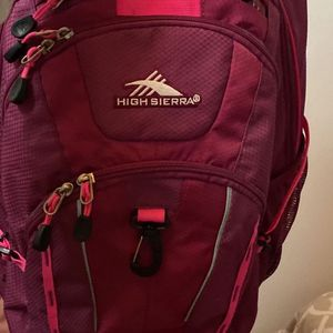 Purple High Sierra Backpack for Sale in University Place, WA