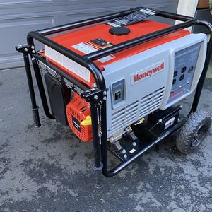 Honeywell Home Generator for Sale in Issaquah, WA