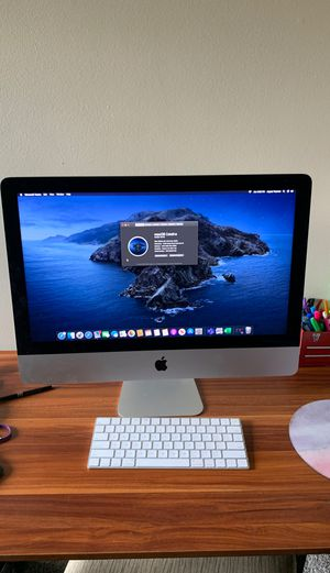 IMAC 21.5' for Sale in Essex, VT