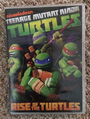 Teenage Mutant Ninja Turtles DVD: Rise of the Turtles for Sale in Littleton, CO