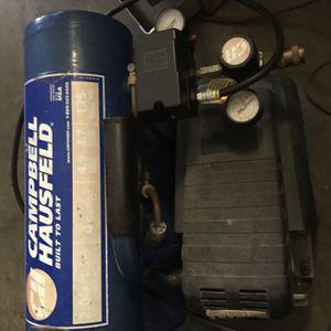 Campbell Hausfeld Air Compressor for Sale in Gilbert, SC