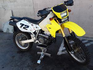 DRZ400 DRZ Suzuki dirt street legal enduro trail motorcycle for Sale in Aliso Viejo, CA
