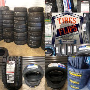 New Tires/ Llantas nuevas for Sale in Hemet, CA