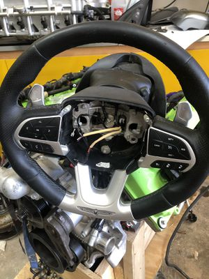 Jeep Trackhawk SRT steering wheel superchargered for Sale in Goodyear, AZ