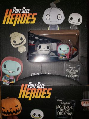 Complete Set Funko Pint Size Heroes NBX for Sale in Philadelphia, PA
