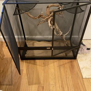 Reptile Enclosure Tank for Sale in West Palm Beach, FL