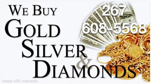 WANTED !!! Gold Silver Platinum Watches Diamonds for Sale in Broomall, PA