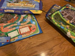 2 reading board games for Sale in West Lake Hills, TX