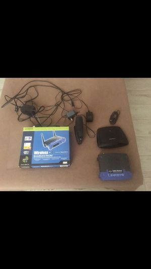 Modems & Routers for Sale in Las Vegas, NV