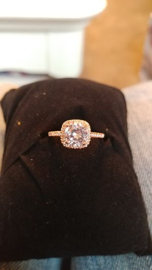 Size 6 rose gold Engagement ring for Sale in Salt Lake City, UT