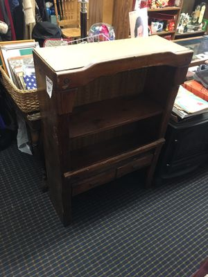 Small Wood Bookshelf for Sale in Alhambra, CA