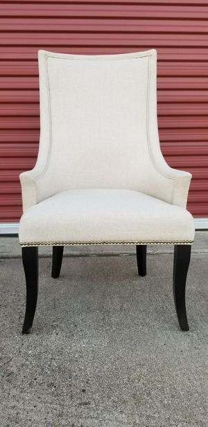 Beautiful High Back Accent Chair for Sale in Frisco, TX
