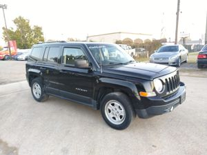 2012 JEEP PATRIOT SPORT for Sale in Houston, TX