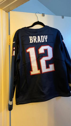 New England patriots Women's Jersey size Medium only worn once for Sale in Ontario, CA