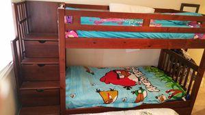 Bunk bed wood for Sale in Alexandria, VA