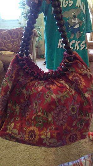 Hobo like hippy type bag for Sale in Houston, TX