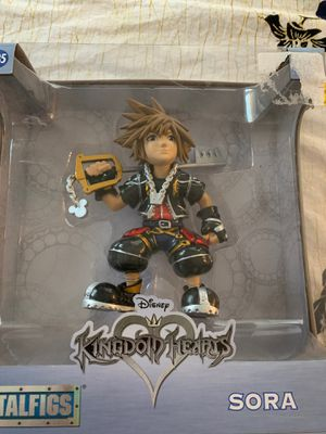 Action Fogure Disney Kingdon Hearts Sora for Sale in Corte Madera, CA