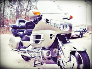 Runs great 2003 Honda Goldwing Good condition for Sale in Detroit, MI